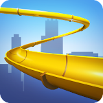 Water Slide 3D VR Icon