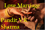 Love Marriage issues square measure soluble by Pandit Vikas Sharma