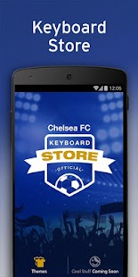 App Chelsea FC Official Keyboard APK for Windows Phone