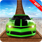 Game Dangerous Stunt Car Drive APK for Kindle
