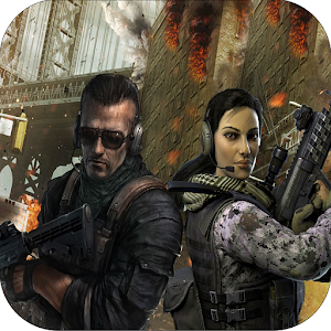 Special Forces Joint Operation of Best Army Commando game A Shooting Adventure! APK Icon