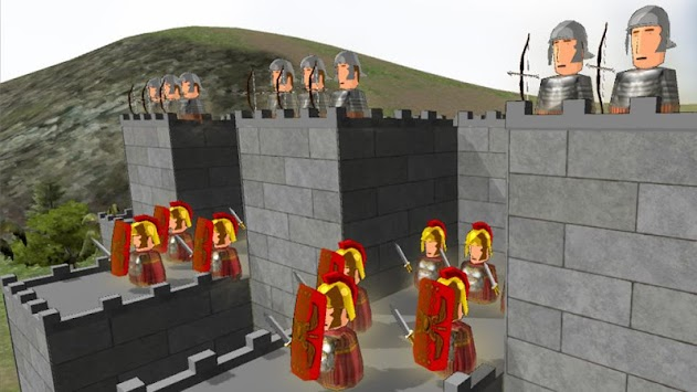 Historic Warriors APK screenshot thumbnail 1