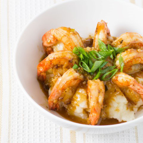 Ruth's Chris Copycat BBQ Shrimp