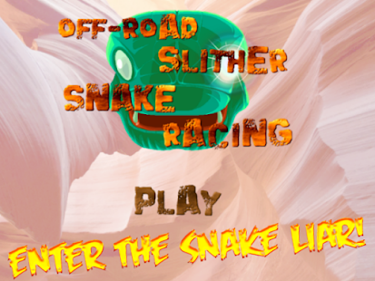 Offroad Slither Snake Racing - screenshot