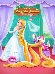 Long Hair Princess Wedding APK