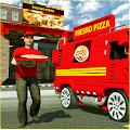 Pizza Delivery Boy 2016