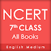 NCERT 7th CLASS BOOKS IN ENGLISH Icon