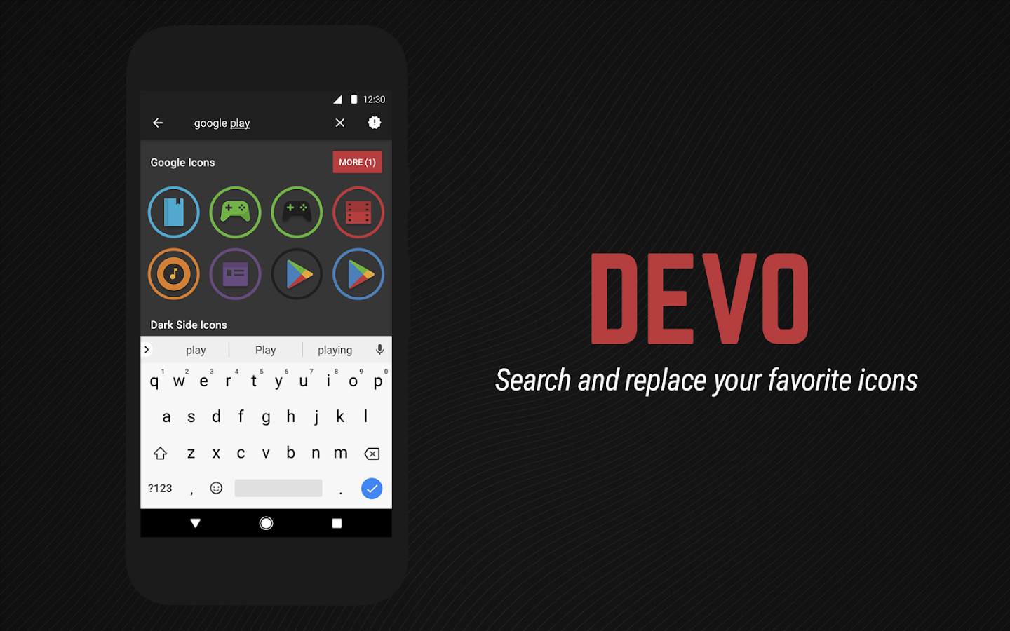 Devo Icon Pack Screenshot 8