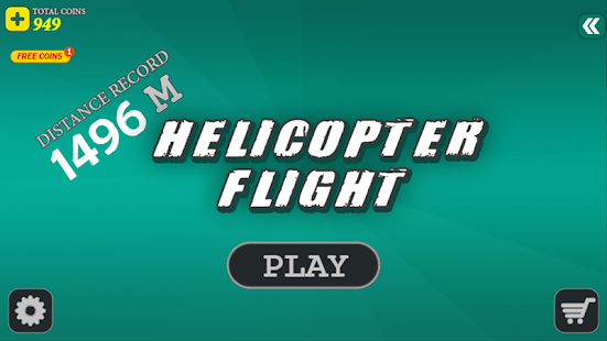 Helicopter GO - screenshot