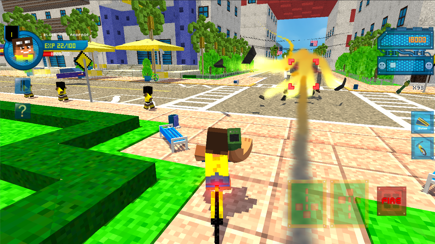 Block City Rampage Screenshot 5