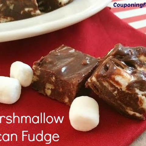 Marshmallow Pecan Fudge