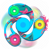 Tappy Fidget Color Switch Game APK for Ubuntu