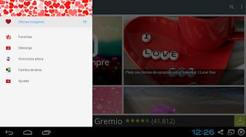 Screenshot of Imagenes de Corazones
