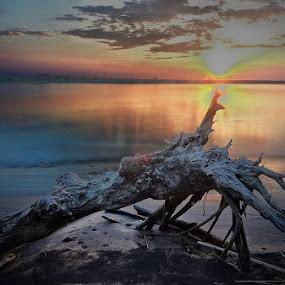 by Nopri M - Landscapes Waterscapes