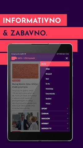 Mondo Screenshot