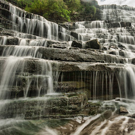 Albion Falls 2 by Carl Chalupa - Landscapes Waterscapes ( hamilton, albion falls, albion falls hamilton )