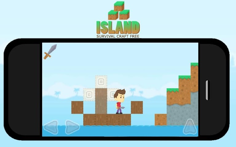 android Island Survival Craft FREE Screenshot 0
