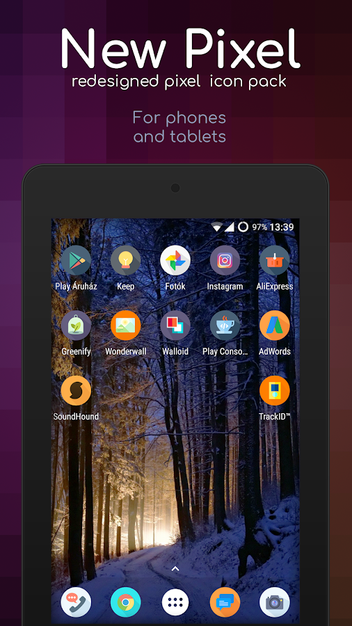 New Pixel icon pack Screenshot 6