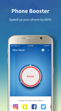 Clean Boost+ Cleaner & Booster 1.0.3 screenshot 621507