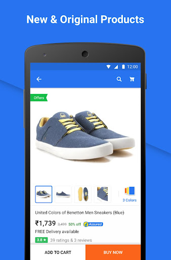 Flipkart Online Shopping App screenshot 3