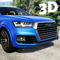 Q7 Driving Audi Simulator 2017
