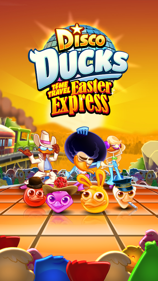 Disco Ducks Screenshot 4