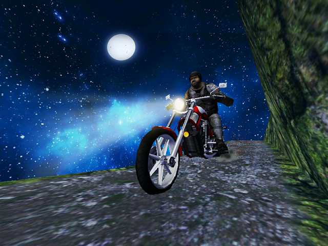 android Bike Racing: Hill Screenshot 0