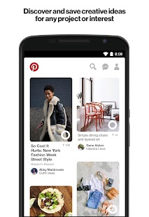Free Download Pinterest APK for Samsung