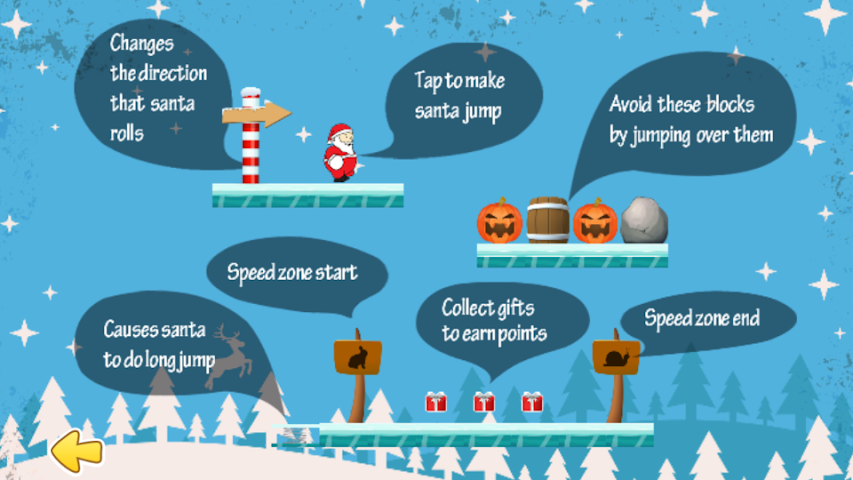 android Santa Claus: Gifts for kids Screenshot 4