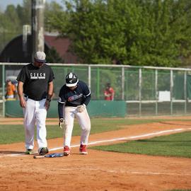 Sorry Teacher by Vladimir Gergel - Sports & Fitness Baseball