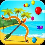 Balloon Shooting : Bow & Arrow Archery Shoot Games Icon