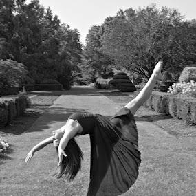 by Terri Mills - Black & White Portraits & People (  )