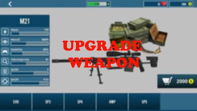 Sniper: mission impossible apk screenshot
