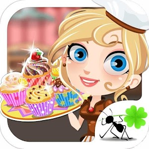 Cute Cupcake - Girls Game