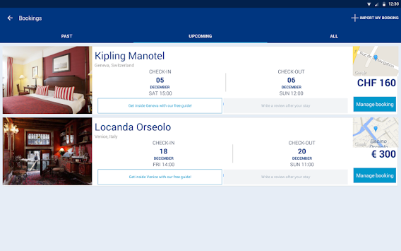 Booking.com Hotel Deals APK screenshot thumbnail 12