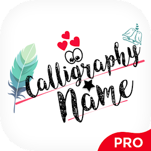 Calligraphy Name Pro for PC-Windows 7,8,10 and Mac
