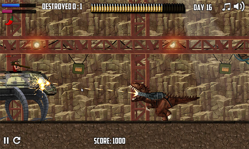 Mexico Rex Screenshot 2