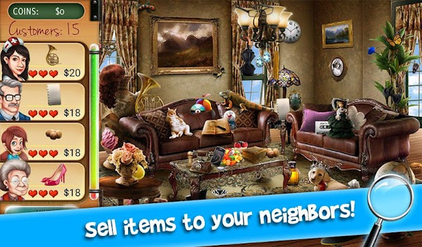 Hidden Object - Home Makeover APK screenshot thumbnail 9