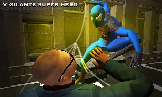 Super Spider Vs Mad City Mafia: Strange Hero Game apk screenshot