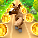 Pony Racing 3D Icon