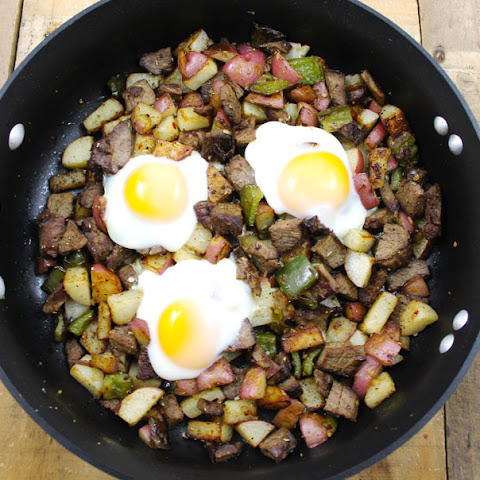 Steak and Red Potato Hash