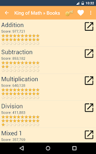 App King of Math apk for kindle fire