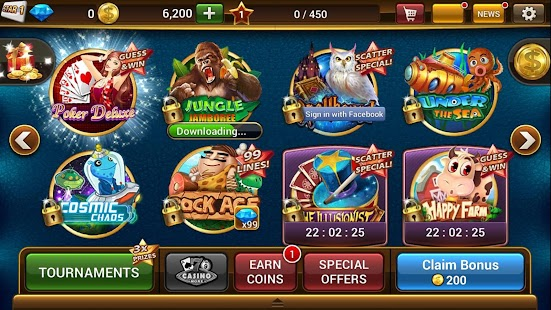 Free Slot Machines by IGG APK for Windows 8