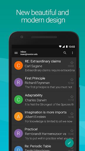 AquaMail - Email App screenshot 5