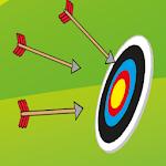 Archery Art Icon