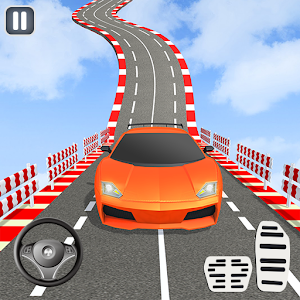 Ramp Car Stunt 3D : Impossible Track Racing Online PC (Windows / MAC)