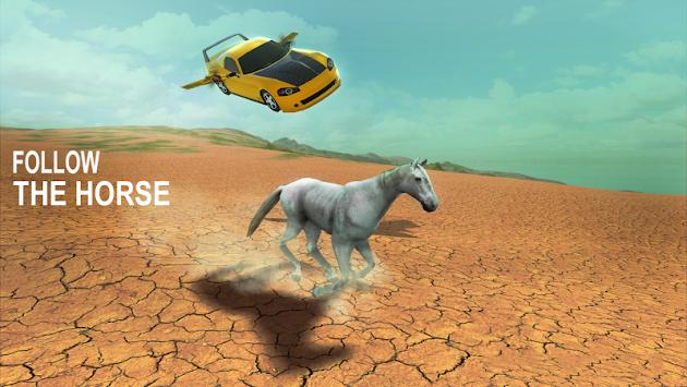 Flight Pilot Car Simulator 3D apk screenshot