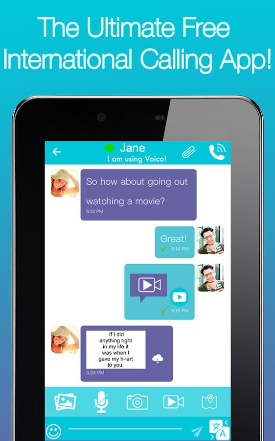 Voico: Free Calls and Messages Screenshot 8