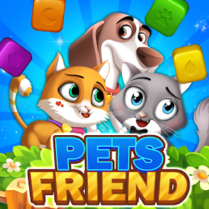 Pet Friends For PC / Windows 7/8/10 / Mac – Free Download
