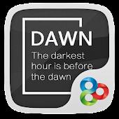 APK App Dawn GO Launcher Theme for iOS